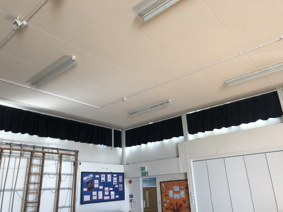 Primary School Curtains - Maidstone->title 2