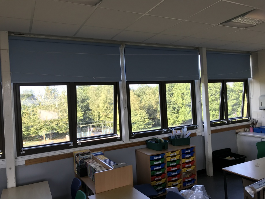 Classroom Blinds - Swindon->title 2