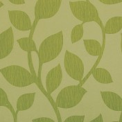Printed Curtains - Suburbia  Lime