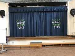 Recent School Curtain Installations - May 18