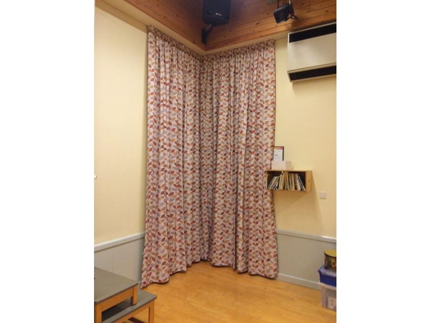 Curtains Gallery 2 - Burlington Infant school