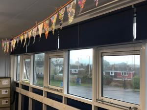 Junior School Replacement Blinds - Bristol