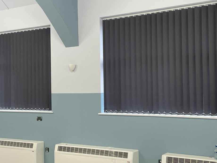 Replacement Church Blinds - Sheffield ->title 1