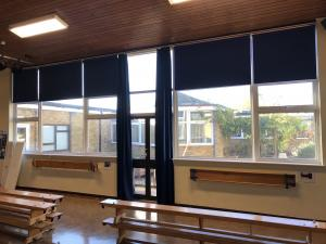 School Blinds & Curtains - Wokingham