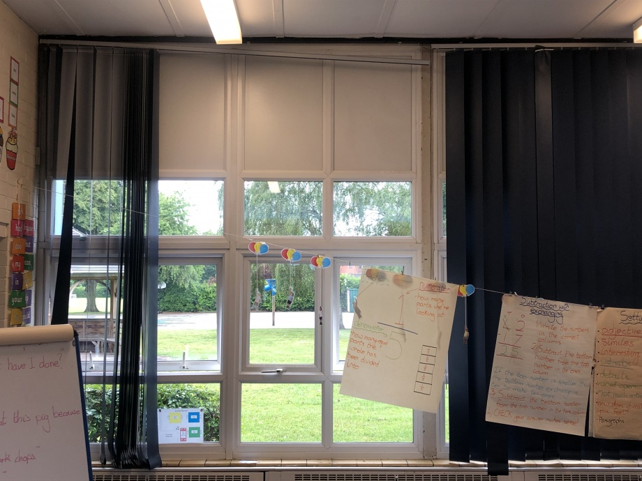 Educational School Blinds - Coventry->title 5