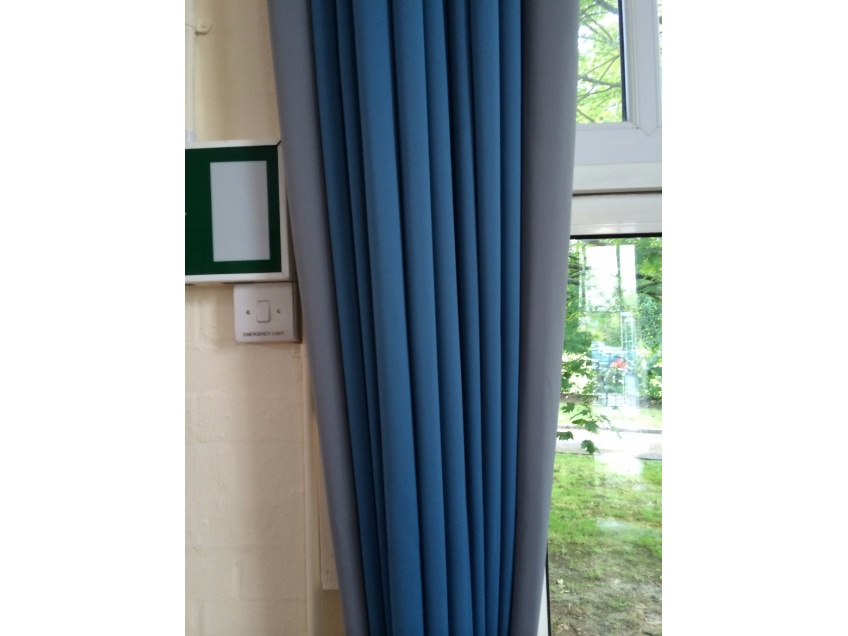 Curtains Gallery 2 - St Stephens Primary school, Sept 2014