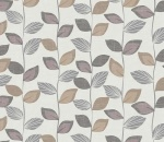 Printed Curtains - Zenith Stone
