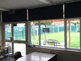 Ryvers school, Slough, August 2015