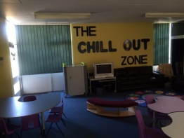 Before - Andrews Lane Primary school, Cheshunt - August 2016