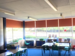 After - Andrews Lane Primary school, Cheshunt - August 2016