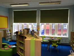 Southwood Primary school, Dagenham, Essex fitted August 2015
